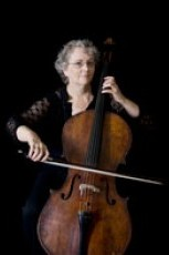 Lisa Eakins - Cello - Quartet Con Brio - Fort Collins, Colorado