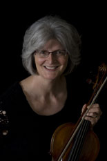 Sue Temple - Viola - Quartet Con Brio - Fort Collins, Colorado